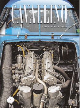 Cavallino The Journal Of Ferrari History Number 242 Apr / May 2021 (CAV242)