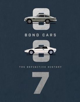 Bond Cars The Definitive History (Jason Barlow) (9781785945144)