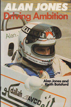 Alan Jones Driving Ambition (0091462401)