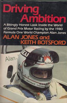 Driving Ambition - Alan Jones and Keith Botsford (9780689113086)