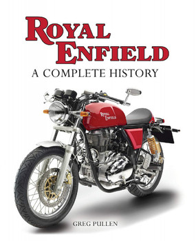 Royal Enfield - A Complete History (Greg Pullen) (9781785008528)