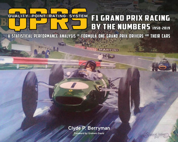 Qprs - F1 Grand Prix Racing by the Numbers, 1950-2019 (Clyde P Berryman) (9781854433152)