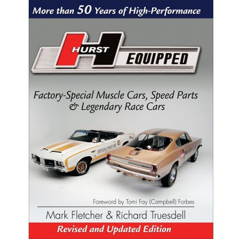 Hurst Equipped - More than 50 years of high performance