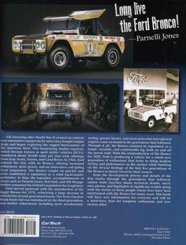 Ford Bronco - A History of Ford's Legendary 4×4 (Zodd Zuercher) (9781613254141)