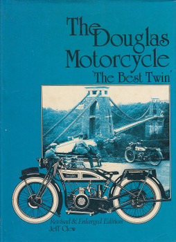 The Douglas Motorcycle - The Best Twin (Jeff Clew) (0854292993)