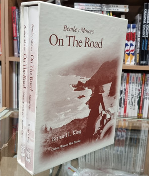 Bentley Motors - On the Road (Bernard L. King) (9781854431363)