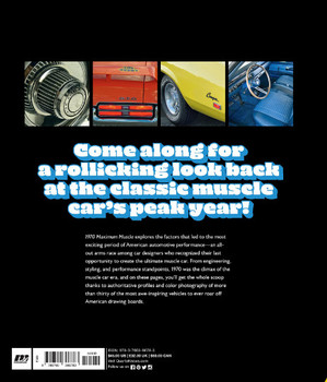 1970 Maximum Muscle - The Pinnacle of Muscle Car Power (9780760366783)