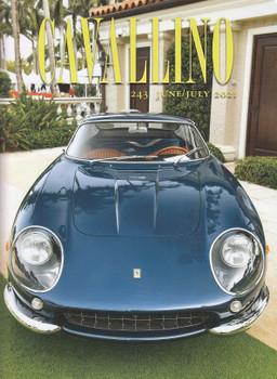 Cavallino The Journal Of Ferrari History Number 243 June / July 2021