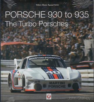 Porsche 930 to 935 - The Turbo Porsches