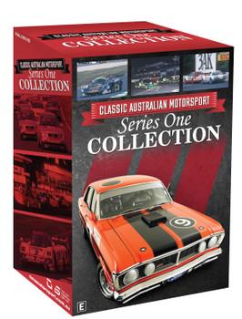 Classic Australian Motorsport Series One Collection DVD Box Set