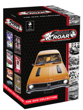 Holdens Final Roar - The DVD Collection (9340601002937)