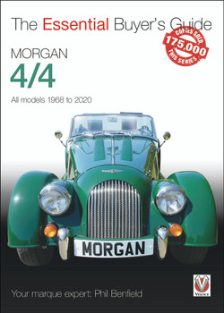 Morgan 4/4 All models 1968-2020 The Essential Buyer's Guide (9781787117266)