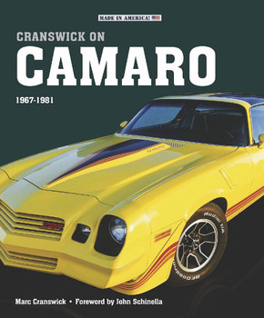 Cranswick On Camaro 1967-81 - Made in America (Marc Cranswick) (9781787116689)