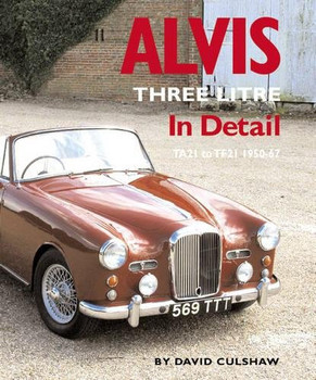 Alvis Three Litre 1950-67 In Detail