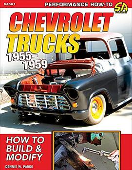 Chevrolet Trucks 1955-1959 - How to Build & Modify (Dennis W. Parks) (9781613255841)