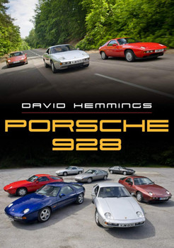 Porsche 928 (David Hemmings) (9781398106680)