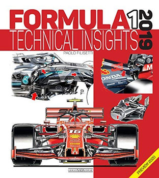 Formula 1 2019 Technical insights - Preview 2020 (9788879117814)