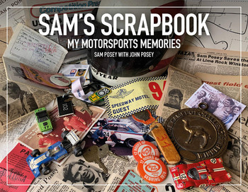 Sam's Scrapbook - My Motorsports Memories (Sam Posey with John Posey) (9781910505656)