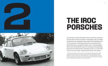 The IROC Porsches (Matt Stone) (The International Race of Champions, Porsche's 911 RSR, and the Men Who Raced Them)