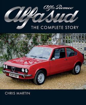 Alfa Romeo Alfasud - The Complete Story (Chris Martin) (9781785009082)