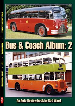 Bus & Coach Album 2 (Auto Review Album Number 173) (9781854821723)