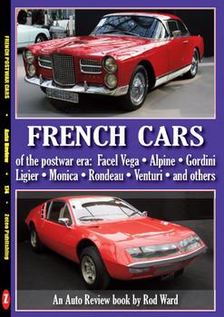 French Cars - Facel-Vega, Alpine, Gordini etc (Auto Review Album Number 174) (9781854821730)