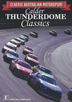 Classic Australian Motorsport vol 7 Calder Thunderdome Classics DVD