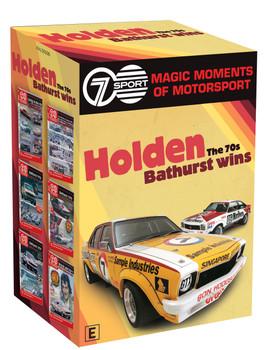 Holden Bathurst Wins The 70s DVD Set