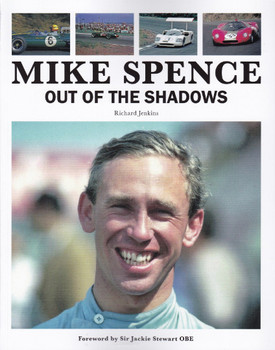 Mike Spence - Out of the Shadows (Richard Jenkins) (9780957645097)