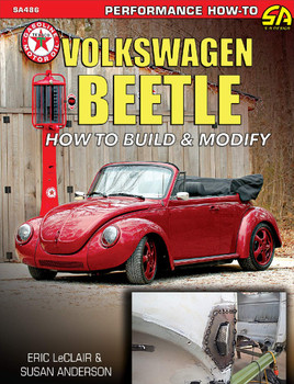 Volkswagen Beetle - How to Build and Modify (Eric LeClair) (9781613255476)