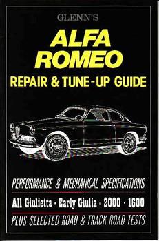 Alfa Romeo Repair & Tune-Up Guide