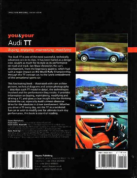 You & Your Audi TT: Buying, Ejnoying, Maintaining, Modifying