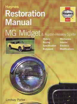 MG Midget & Austin-Healey Sprite Restoration Manual