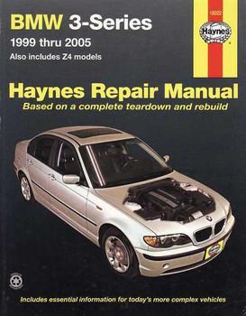 BMW 3 Series E46 (including Z4) 1999 - 2005 Workshop Manual