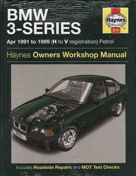 bmw 328i 1994 factory service repair manual