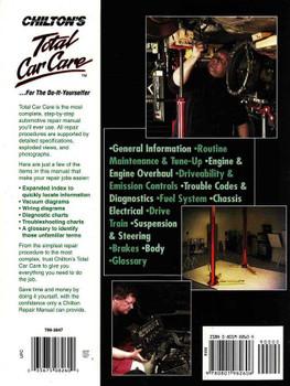 Camaro 1982 - 1992 Repair Manual