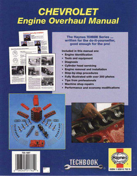Chevrolet Engine Overhaul Manual