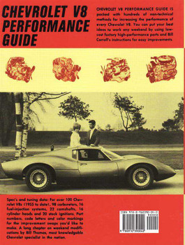 Chevrolet V8 Performance Guide