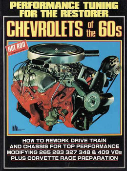 Performance Tuning For The Restorer Chevrolets of the 60s