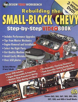 Rebuilding the Small-Block Chevy Video-Book
