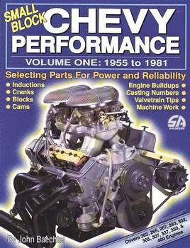 Small Block Chevy Performance Vol 1