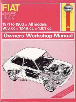 Fiat 127 1971 - 1983 Workshop Manual