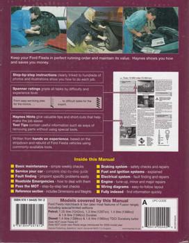 ford festiva 1988 1993 service repair manual