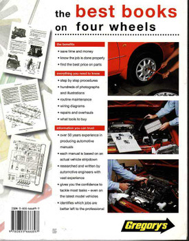 Ford Telstar TX5 1983 - 1987 Workshop Manual