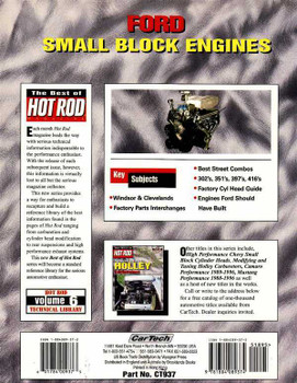 High Performance Small Block Ford Engines