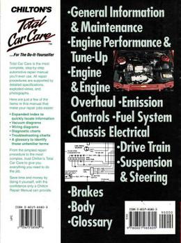 Ford Mustang | Capri 1979 - 1988 Workshop Manual