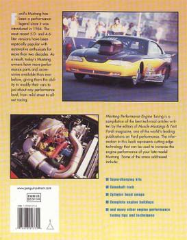 Mustang Performance Engine Tuning