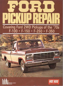 Ford Pickup Repair
