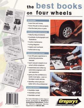Ford Falcon XE Fairlane ZK 1982 - 1984 Workshop Manual