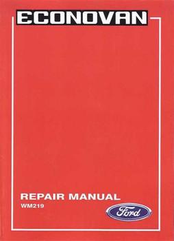 Ford Econovan Workshop Manual Pdf
